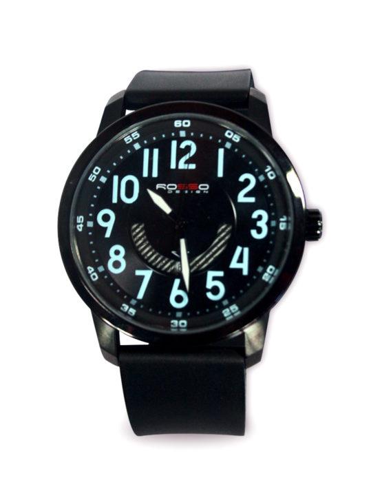 Relógio Rosso Design Masculino Azul
